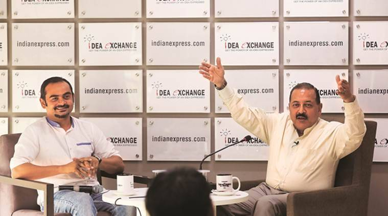 'I see no future (for Omar, Sajad, Mufti)… Story has ended for those thriving in vacuum, 8% turnouts': Jitendra Singh