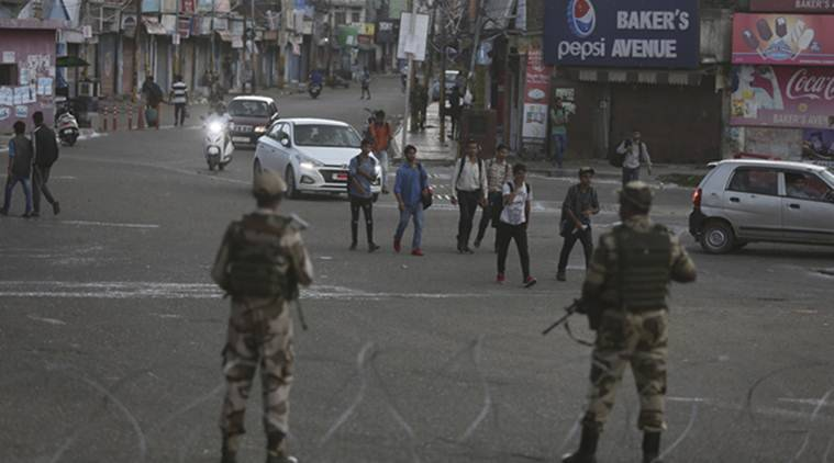 Article 370 LIVE Updates: J&K loses special status, bifurcation Bill to be taken up in Lok Sabha today
