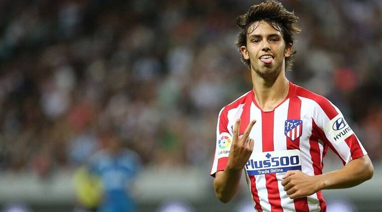 Joao Felix (Atletico Madrid)  - Highest paid teenagers