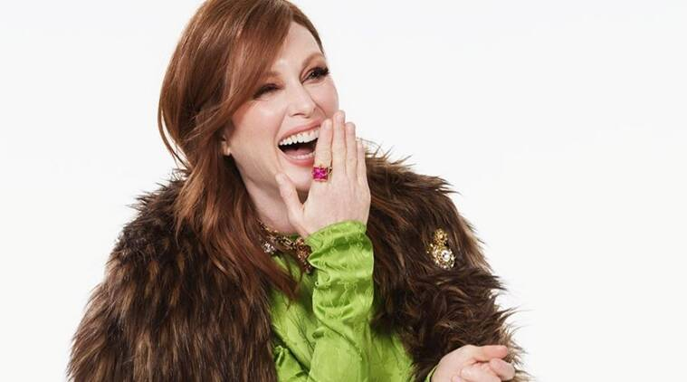 Julianne Moore to feature in Mothertrucker