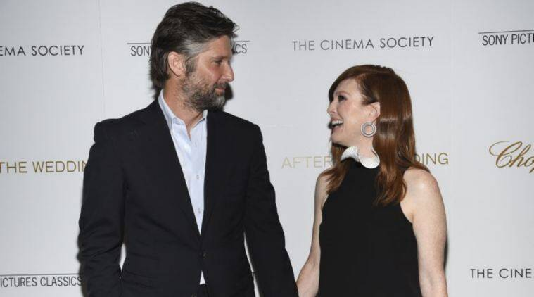 Julianne Moore and Bart Freundlich After The Wedding