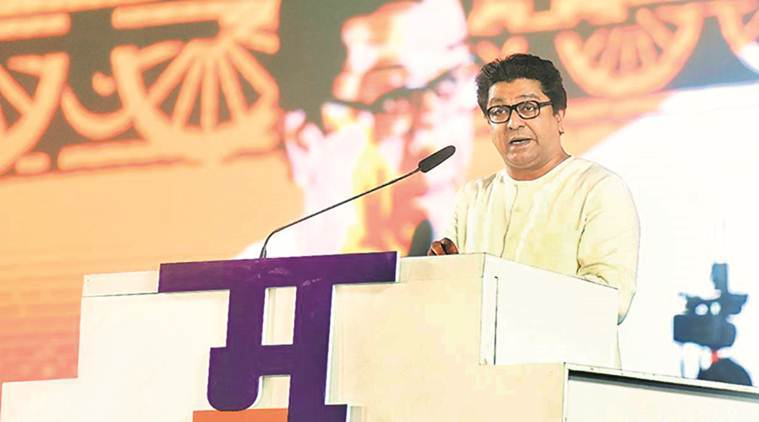 kashmir, jammu and kashmir bifurcation, Maharashtra Navnirman Sena, mns chief, raj thackeray, mns attacks pm modi, mumbai city news