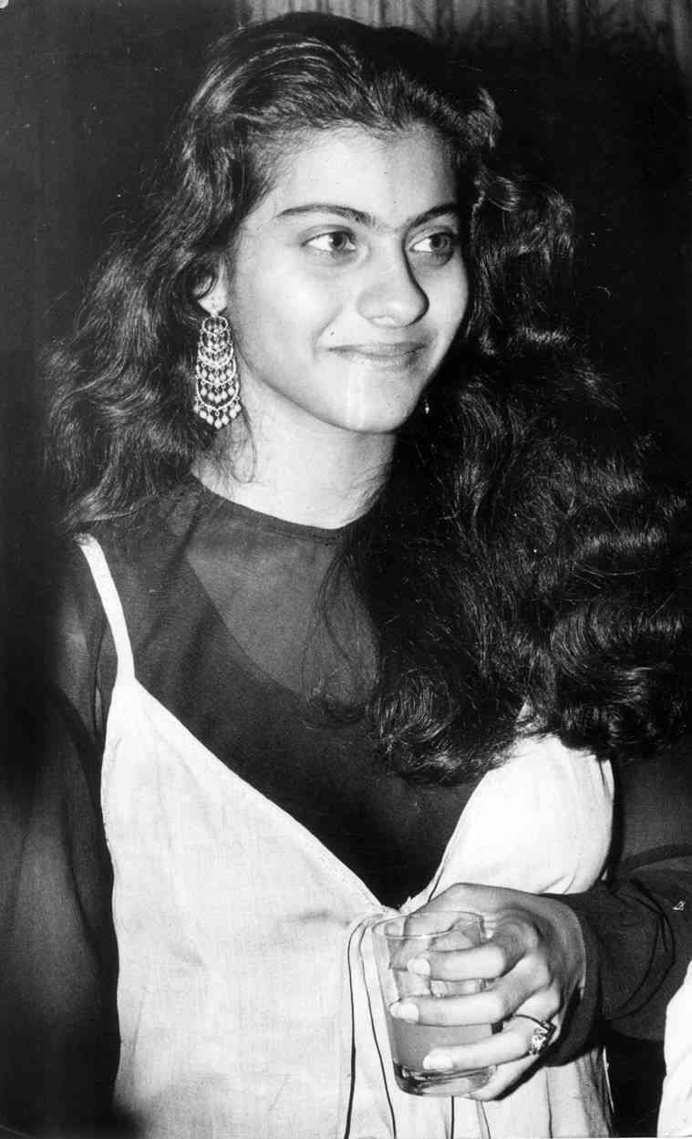 Kajol, Happy Birthday Kajol, Kajol turns 45, indianexpress.com, Kajol transformation, indianexpressonline, Kajol pictures, Kajol movies, SRK Kajol movies, Kajol photos, Kajol transformation,