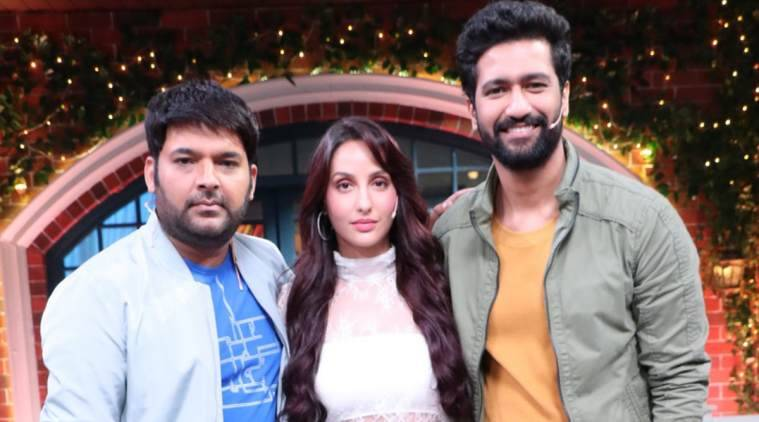 The Kapil Sharma Show preview: Vicky Kaushal and Nora Fatehi grace the stage