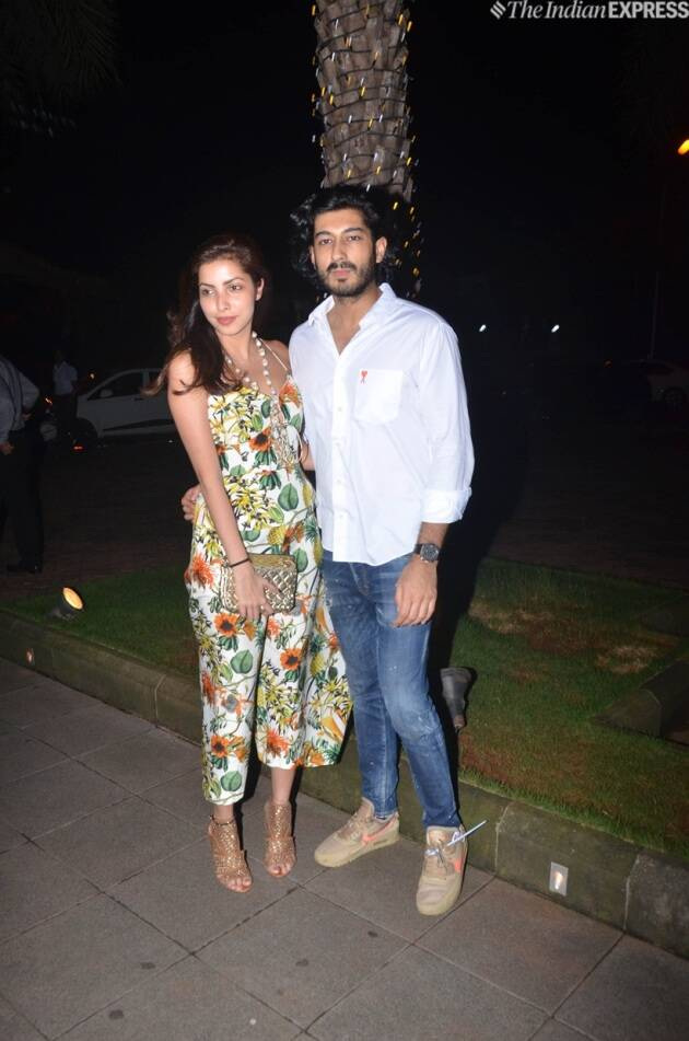 mohit marwah at reena marwah birthday