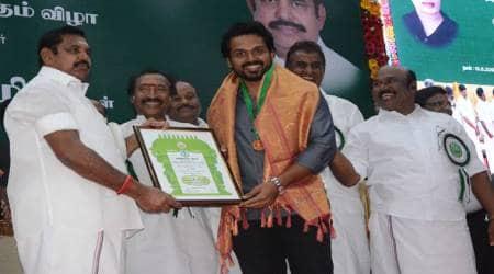 Karthi, Kalaimamani Awards