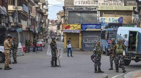 Inside leaders' lockdown in Kashmir: Frazzled nerves, hunger strike threat and a huddle in hotel