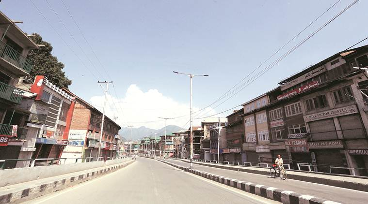 Jammu and Kashmir: In security lockdown, lessons from 2016 Wani killing protests