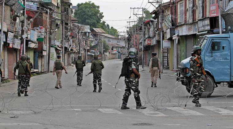 Landlines back in parts of Kashmir Valley, some movement curbs relaxed