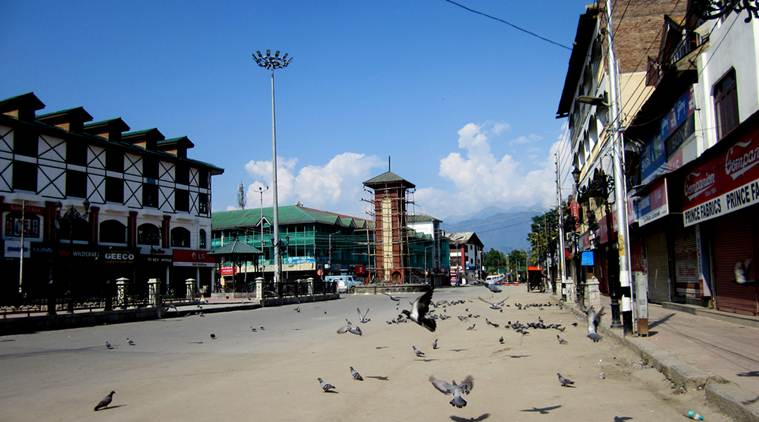 In silent Srinagar, the echo: Delhi wants Kashmir, not Kashmiris?