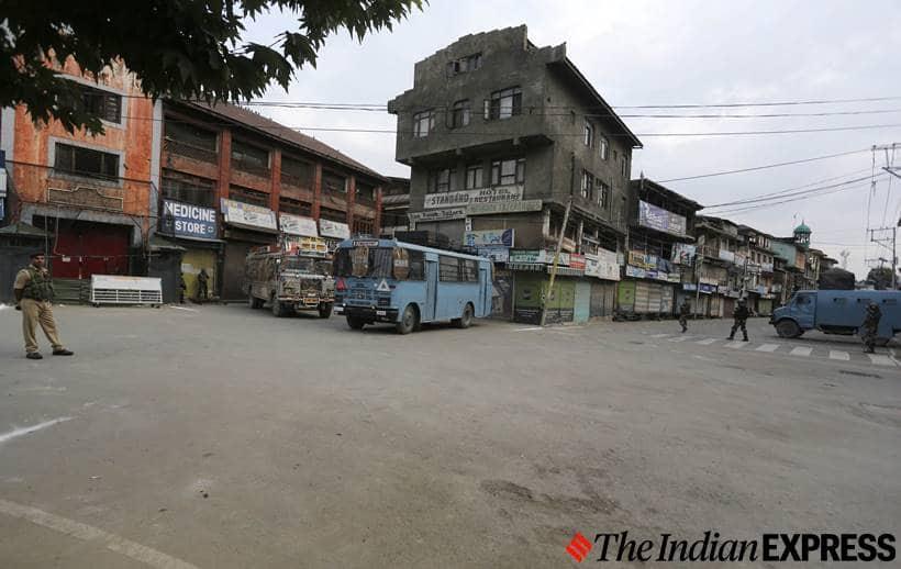 Kashmir Eid celebrations, Kashmir curfew Eid, Jammu Kashmir clampdown, Kashmir Eid al Adha, Kashmir security lockdown, Kashmir protests article 370
