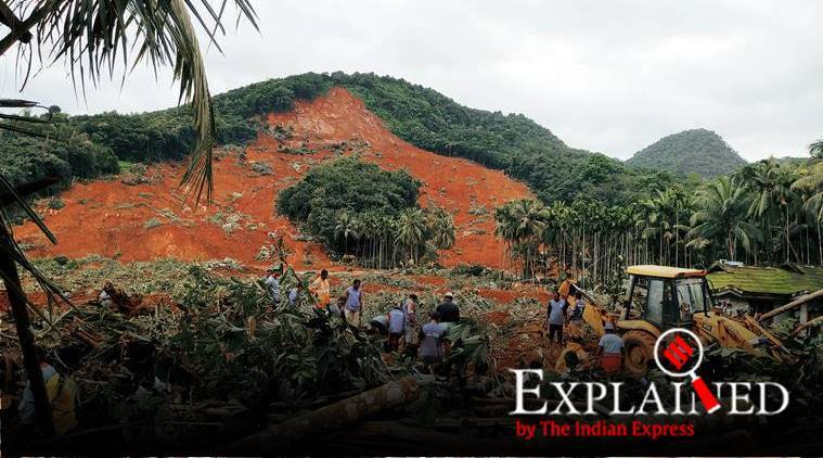 Kavalappara landslide: How a hill in Western Ghats buried part of a village in Kerala