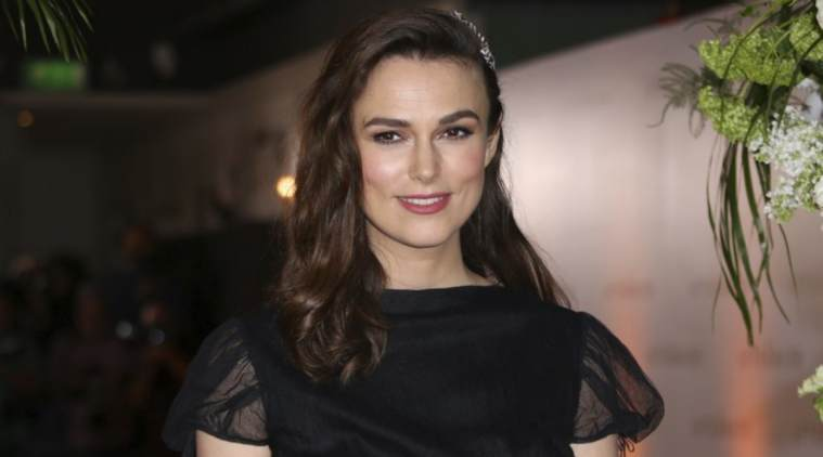 Daughter's sleep training influenced Keira Knightley's role in Official Secrets