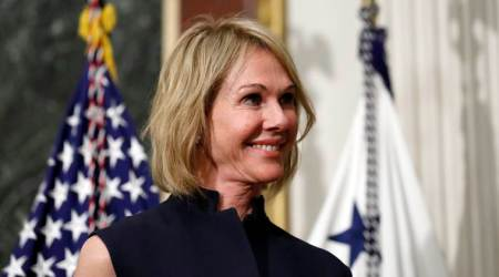 Kelly Craft to replace Nikki Haley as ambassador to United Nations