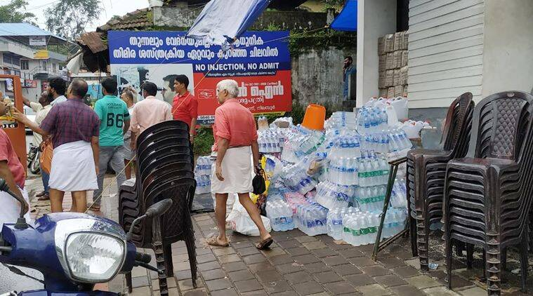 Flood hit Nilambur, 'misses' it's date with Eid but sends out a message of resilience