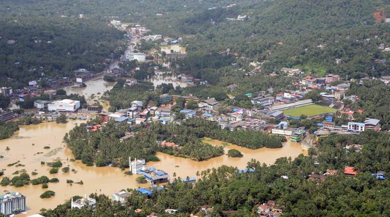 Kerala floods: Water recedes in many low-lying areas, but death toll touches 104