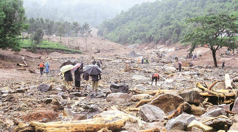 kerala floods, kerala rains, kerala weather, kerala weather today, kerala today weather, kerala news, kerala hill collapse, kerala landslide, Malappuram hill collapse