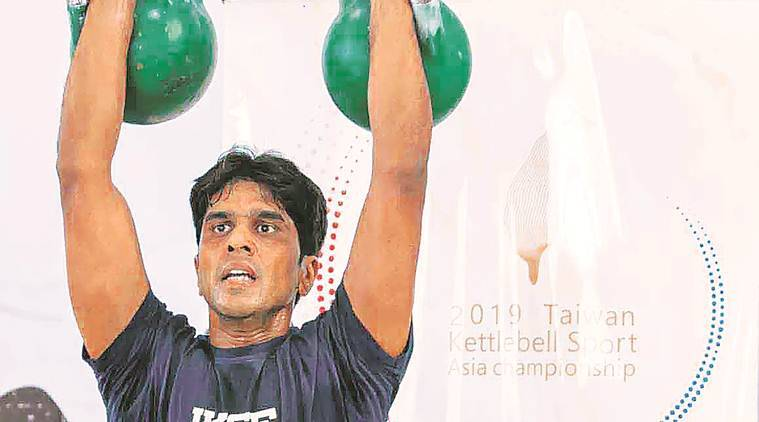 Former mechanical engineer from Pune wins two golds at kettlebell world event in Taiwan