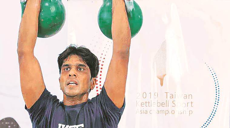 Parag Mhetre, who is Parag Mhetre, Taiwan Kettlebell Sport Championship, Taiwan Kettlebell Sport Championship winner, World Kettlebell Club, pune sports news, pune city news