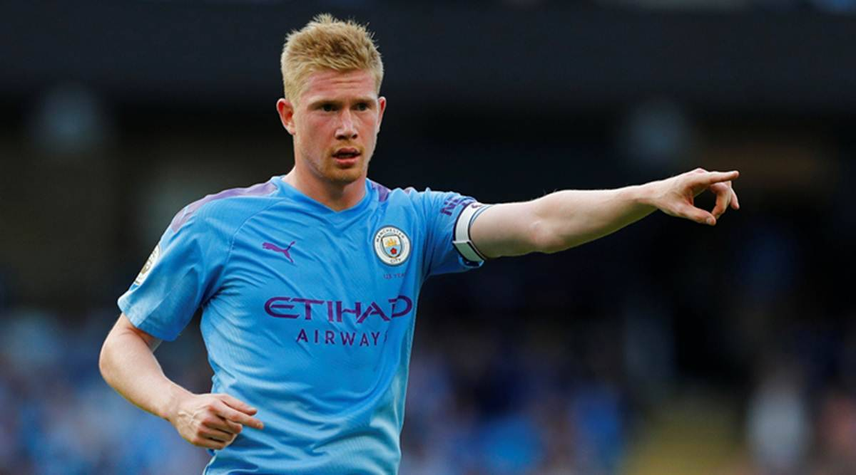 new styles fc44e 2fcae Kevin De Bruyne prefers old school but fine with VAR ...