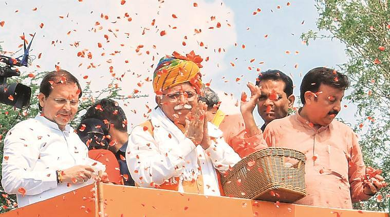 In Haryana, BJP goes all out to swing Jat votes in its favour