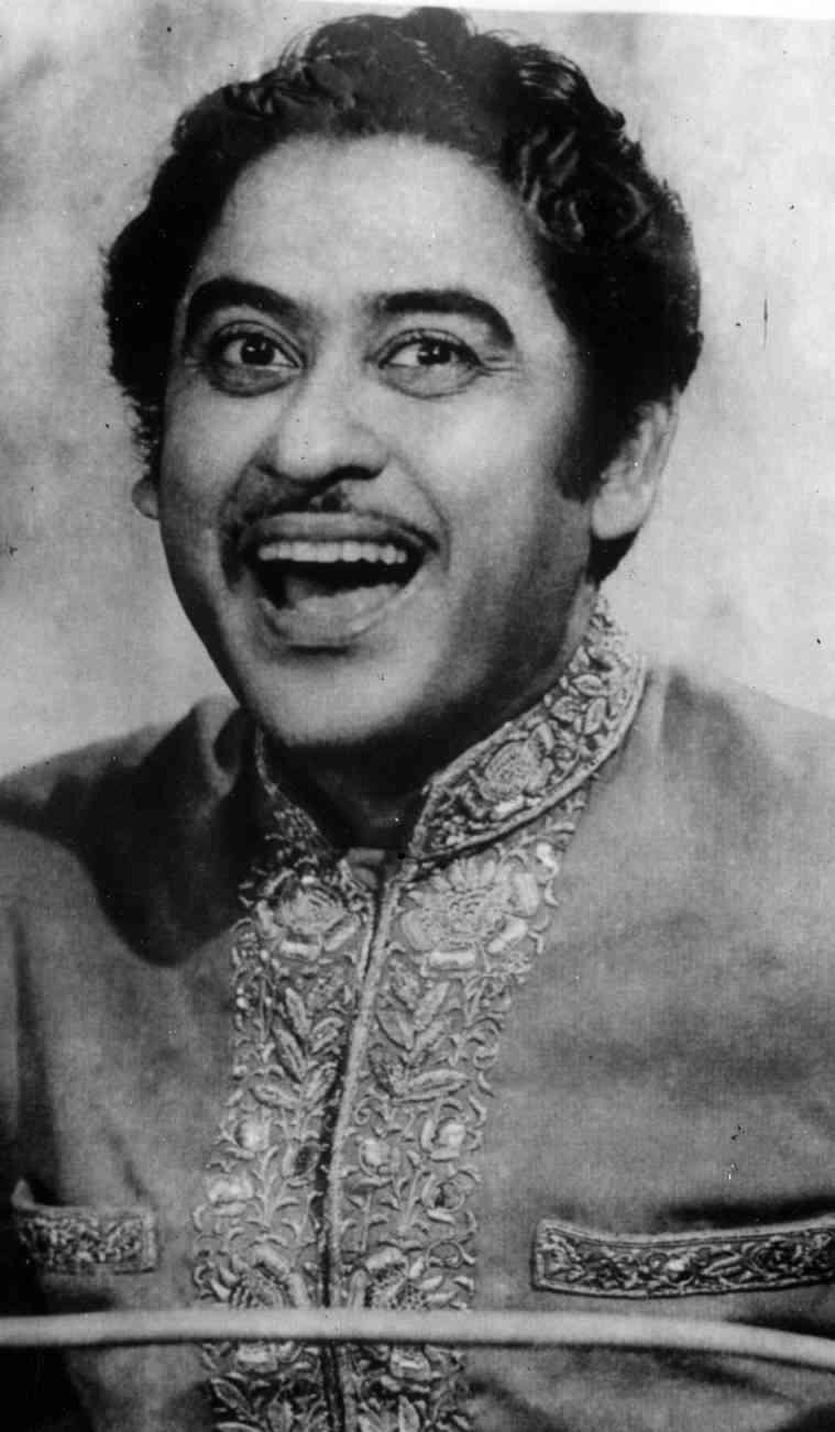 Kishore Da, Kishore Kumar songs, Kishore Kumar lesser known facts, Kishore Kumar pics, Kishore Kumar trivia, indianexpress.com, Kishore Kumar birth anniversary, Kishore Kumar 90th birth anniversary,