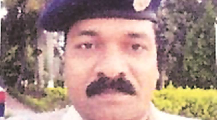 SSP N Kolanchi has been replaced by the Chandauli SP
