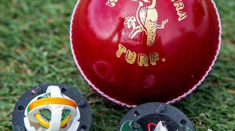 SmartBall: A microchipped cricket ball that may soon hit the Big Bash