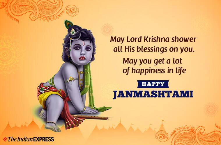 Janmashtami, Janmashtami 2019, Indian Express
