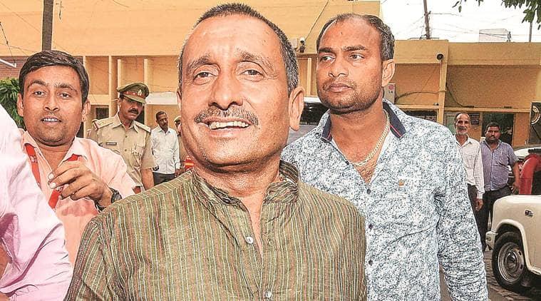 unnao rape accident case, unnao rape accident victim in hospital, Kuldeep Singh Sengar expelled, BJP expels MP, up police, yogi adityanath, india news