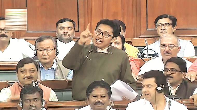 China's intrusion in Ladakh due to lack of importance by Congress: BJP MP Jamyang Tsering Namgyal