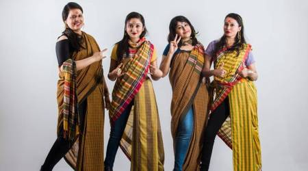 Laisfita, All-girls band bangladesh, bangaldeshi music, pop band, Swapno Ekhon Amar Haatey, A R Rahman, indianexpress.com,