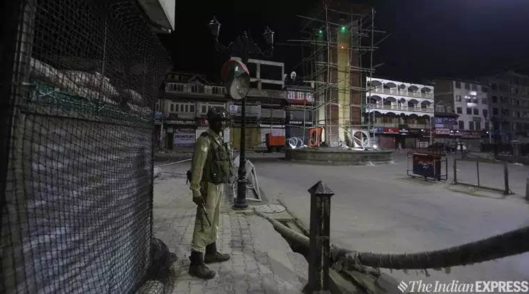 Jammu and Kashmir News Live Updates: Section 144 imposed in Srinagar; Mufti, Abdullah under house arrest