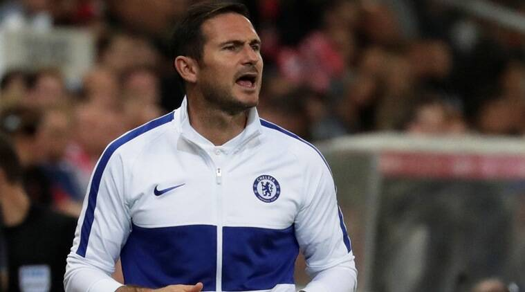 Frank Lampard says Chelsea will not go 'crazy' in transfer window