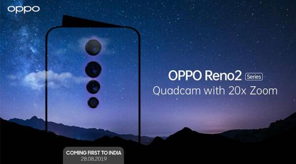 OPPO Reno2 set to disrupt the Indian smartphone landscape