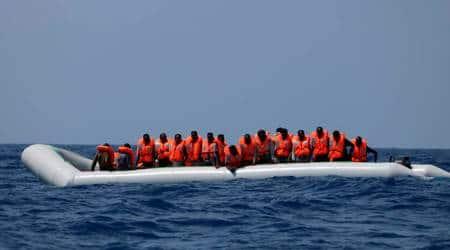 Libya's coast guard intercepts 57 Europe-bound migrants