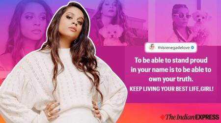 Lilly Sing, Lilly Sing no longer superwoman, Superwoman, Trending, Indian Express news