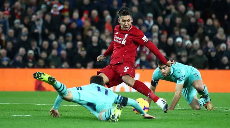 Liverpool Vs Arsenal Live Stream: Indian Express On Flipboard By Indian Express