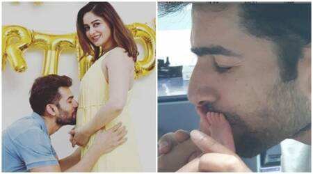 Mahhi Vij and Jay Bhanushali blessed with a baby girl