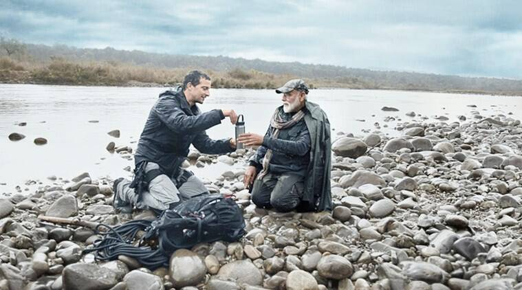 Man vs Wild full episode with Bear Grylls and PM Modi live online
