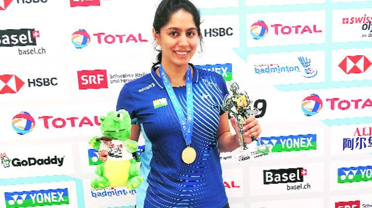 Before Sindhu, Manasi brought home another gold