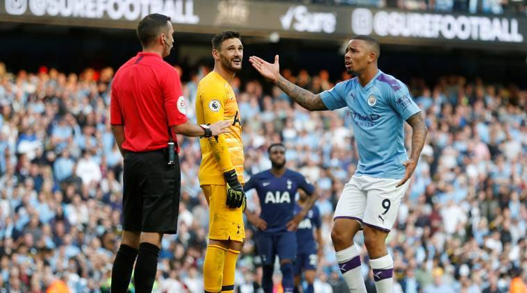 Premier League: Manchester City held by Tottenham Hotspur amid new VAR controversy