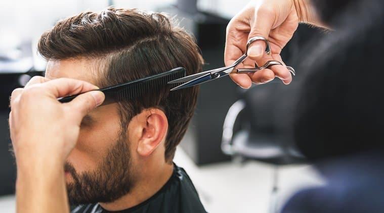 men's makeover, men's hair makeover, men's grooming, indian express, indian express news