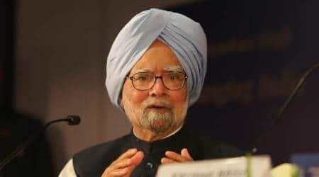 Manmohan Singh in parliament, rajya sabha session first day, Manmohan Singh on economy, Parliament session dates, Parliament session day one, Manmohan Singh on Article 370, indian express
