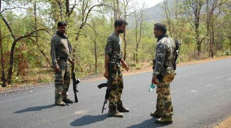 enounter in Katekalyan, Dantewada encounter, Maoist killed in Dantewada, assistant constable dies in Dantewada
