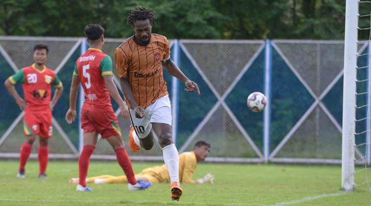 Durand Cup: Marcus Joseph's hat-trick takes Gokulam Kerala into semifinal