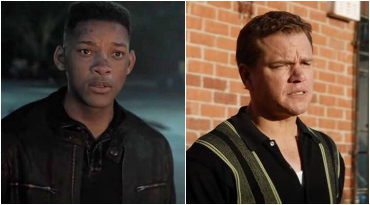 will smith and matt damon