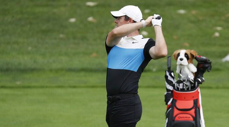 History repeats itself as Rory McIlroy gets another police escort