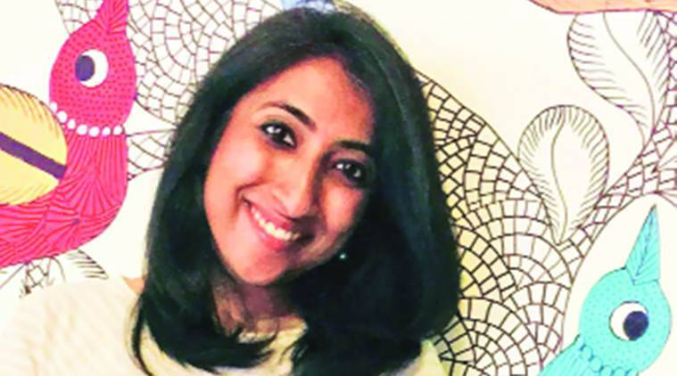 medhavi gandhi, medhavi gandhi startup, the heritage lab, indian art, history, indian history, museums, schools, chandigarh news, indian express news