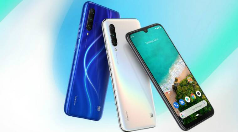 Xiaomi Mi A3 with triple rear cameras to launch in India today
